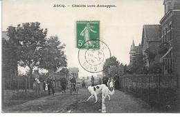 CPA NORD  ASCQ Chalets Vers ANNAPPES - Villeneuve D'Ascq