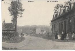 CPA NORD  ASCQ Le Marais - Villeneuve D'Ascq