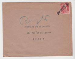 LSC Intramuros De Paris Annulation Linéaire à La Distribution - 1921-1960: Periodo Moderno