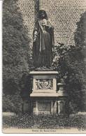 CPA NORD  ANNAPPES Maison De Retraite Des Frères Statue Du Sacré Coeur édit ELD - Villeneuve D'Ascq