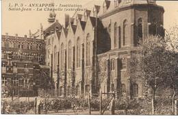CPA NORD  ANNAPPES Institution Saint-Jean La Chapelle (Extérieur ) - Villeneuve D'Ascq