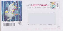 Prêt à Poster France Lettre Suivie Chouette Lot 47K/234823 - Listos A Ser Enviados: Otros (1995-...)