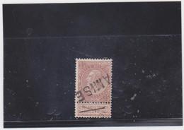 Belgie Nr 61 Tamise (NAAMSTEMPEL) - 1893-1900 Thin Beard
