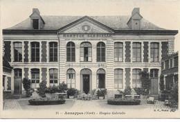 CPA NORD  ANNAPPES Hospice Gabrielle - Villeneuve D'Ascq