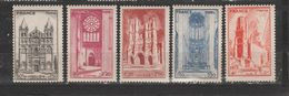 Serie Cathédrale 1944 Neufs ** - Unused Stamps