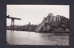 Vente Immediate Brest Decembre 1944 Le Pont ( Ruines Guerre 39-45 WW2 Ref.  47156) - Brest