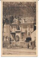 Villefort 48 Monument Aux Morts - Villefort