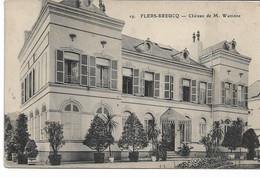 CPA NORD FLERS-BREUCQ Château De M. Wattinne édit ELD N°19 - Villeneuve D'Ascq