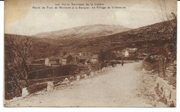 Village De Villeneuve 48 Route De Pont De Montvert à La Barque - Andere Gemeenten