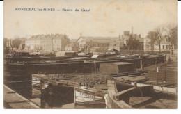 Montceau-les-Mines - Bassin Du Canal - Montceau Les Mines