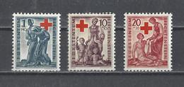 LIECHTENSTEIN.  YT  N° 219/221   Neuf **  1945 (voir Détail) - Ongebruikt