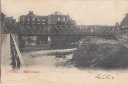 LIEGE / PONT NATALIS 1906 - Luik