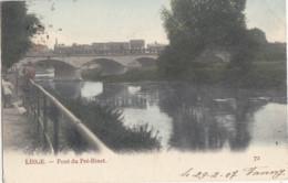LIEGE / PONT DU PRE BINET 1903 - Luik