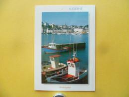 V11-29-finistere--audierne-le Long Du Goyen Le Port-- - Audierne