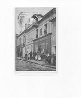 LIANCOURT 60 MAISON DU PEUPLE FAMILISTERE? COOPERATIVE - Liancourt