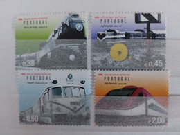Portugal - 2006 - Neuf/MNH/** - 1856 Inicio Do Camiho De Ferro Em Portugal - Unused Stamps