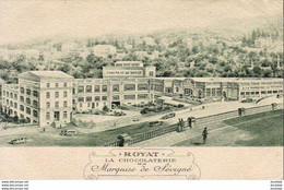 D63  ROYAT  La Chocolaterie De Marquise De Sévigné - Royat