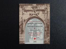 M1 - Carnet Croix Rouge 1970 - Parfait Etat Voir Photos - Red Cross