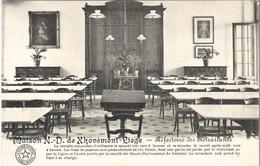 LIEGE - Maison N.-D. De Xhovémont - Réfectoire Des Retraitants - Oblitération De 1911 - Luik