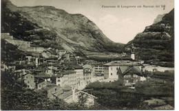 LONGARONE COI MURAZZI - BELLUNO - VIAGGIATA - Belluno