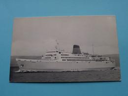 "M.V. "" SPERO "" ( England Sweden Line / Ellerman's Wilson Line ) Anno 19?? ( Voir/see Photo ) ! - Steamers"