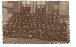 Belgische Soldaten  CLASSE 1923 2° Genie I/II   Fotokaart  Photo Fr. Van Camp ...Borgerhout - Regiments