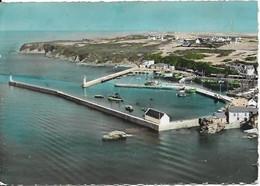 GROIX, Port Tudy, Vue Générale - Groix