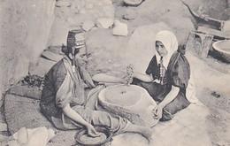 3725130Jerusalem, Women At The Mill (see Corners) - Israel