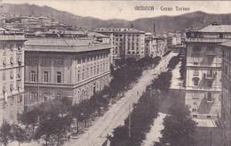 3009127Genova, Corso Torino 1915 (see Corners) - Genova (Genoa)