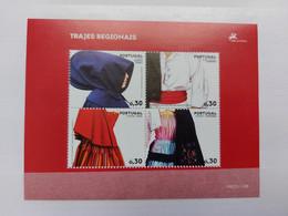Portugal - 2007 - Neuf/MNH/** - Trajes Regionais - Unused Stamps