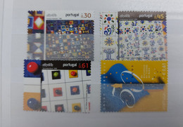 Portugal - 2007 - Neuf/MNH/** - Tratado De Roma + Artistas Portugueses 1° Grupo Manuel Cargaleiro - Unused Stamps