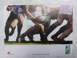 Portugal - 2007 - Neuf/MNH/** - Apoio Nacional à Selecção De Rugby - Unused Stamps