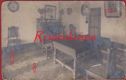 Halle Weeshuis Orphelinat Weezenhuis Der Zusters Van Barmartigheid Hal Fotokaart ZELDZAAM - Halle