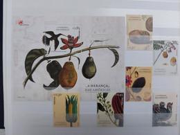 Portugal - 2007 - Neuf/MNH/** - A Herença Das Américas - Unused Stamps