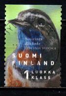 FINLANDIA - 1999 - UCCELLO: LISCINA SVECICA - USATO - Usados