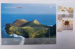 Portugal - 2007 - Neuf/MNH/** - Vulcão Dos Capelinhos 50 Anos Açores - Unused Stamps