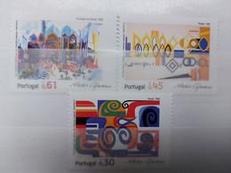 Portugal - 2007 - Neuf/MNH/** - Artistas Portugueses Nadir Afonso - Unused Stamps