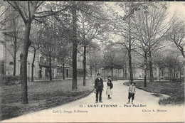 SAINT ETIENNE Place Paul Bert - Saint Etienne