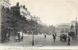 SAINT ETIENNE Place Des Ursules - Saint Etienne