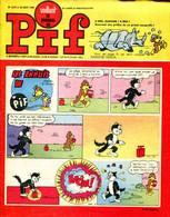 """Vaillant Le Journal De Pif N°1212 - Récit Complet De Nasdine Hodja """"Le Vieil Homme Des Collines"""" - Vaillant"""