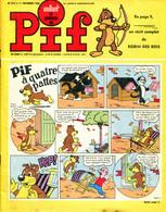 """Vaillant Le Journal De Pif N°1213 - Récit Complet De Robin Des Bois """"Le Chevalier à L'hermine"""" - Vaillant"""