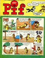 """Vaillant Le Journal De Pif N°1214 - Récit Complet De Davy Crockett """"Une Nuit à Edmonton"""" - Vaillant"""