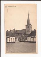 Zandhoven :  Kerk 1951 + 2 Reclames STELLA  ARTOIS - Zandhoven