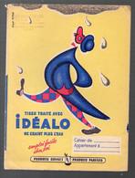 Protège Cahier IDEALO Teinture  Idéale  (M2101) - Omslagen Van Boeken