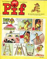 """Vaillant Le Journal De Pif N°1217 - Récit Complet De Davy Crockett """"L'homme De La Royal Mounted"""" - Vaillant"""