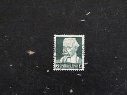 ALLEMAGNE GERMANY DEUTSCHLAND DEUTSCHES REICH YT 532 OBLITERE - HEINRICH SCHUTZ - Used Stamps