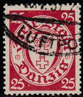 Dantzig 1938. ~ YT 243 - 25 P. Armoiries - Danzig