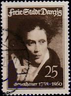Dantzig 1935. ~ YT 236 - 25 P. Shopenhauer - Danzig
