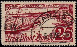 Dantzig 1935. ~ YT 219 - Brosen - Danzig