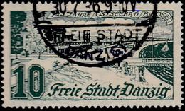 Dantzig 1935. ~ YT 218 - Page De Brosen - Danzig